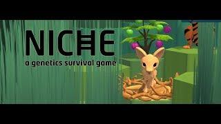 видео Niche, пошаговая стратегия о генетическом выживании