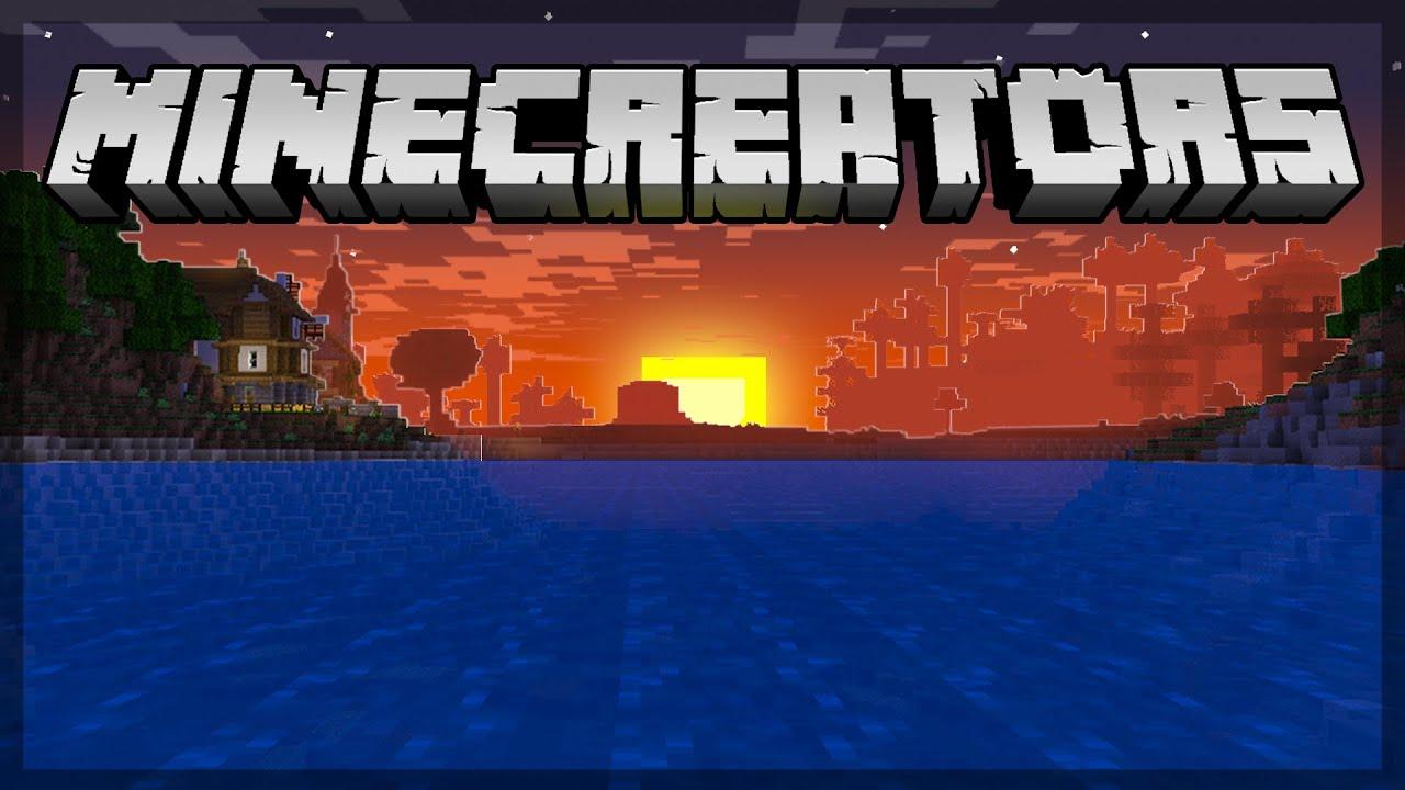Construímos O MAIOR OCEANO do MINECRAFT!!! - MineCreators #34