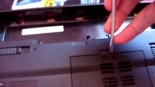 видео Черный экран в ноутбуке - Диагностика неисправности чипсета в ноутбуке