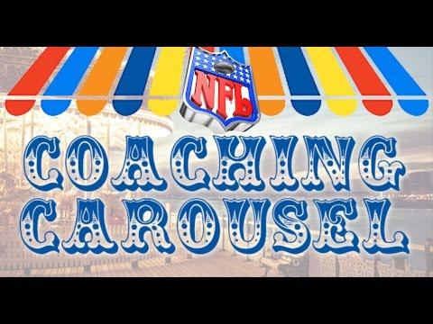 The 2017 NFL Head Coaching Carousel
