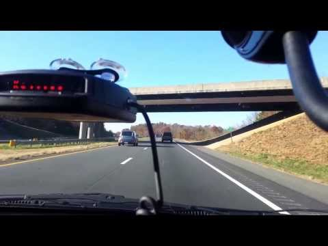 Escort Redline vs NC Highway Patrol