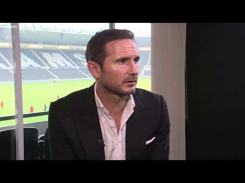 Frank Lampard appointed Derby County manager | ITV News