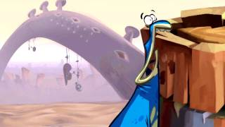 Rayman Origins - Rewards Trailer [ANZ]