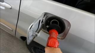 プリカでの給油例
