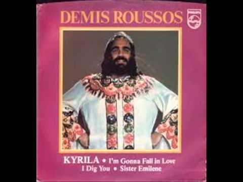 Demis Roussos I Dig You