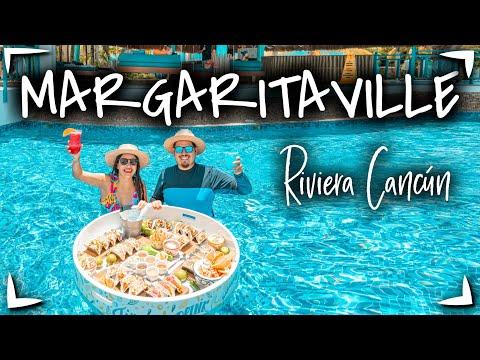 Margaritaville Hotel Riviera Cancun 🔴 ALL INCLUSIVE Cancun ✅  GUIA COMPLETA ► RESORT CANCUN FAMILIAR