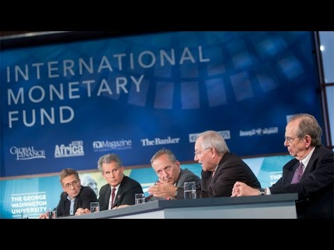 IMF Cuts World Growth Outlook