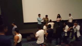 Film hall ma daro fight