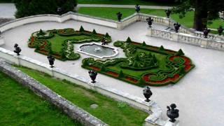 Замък Линдерхоф(Замъкът е построен по заповед на Людвиг ІІ в периода 1870 1878 г. и се намира на 90км от Мюнхен., 2009-08-13T21:27:21.000Z)