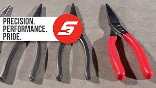 Pliers | Precision in Manufacturing | Snap-on Tools