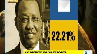 LE MÉRITE PANAFRICAIN 27 05 2016