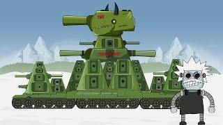 танки мультики