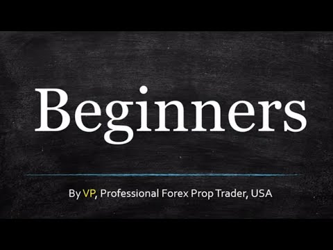 Trading Forex For Beginners - The No Nonsense Forex Way