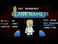 How to keep a blank name in mini militia