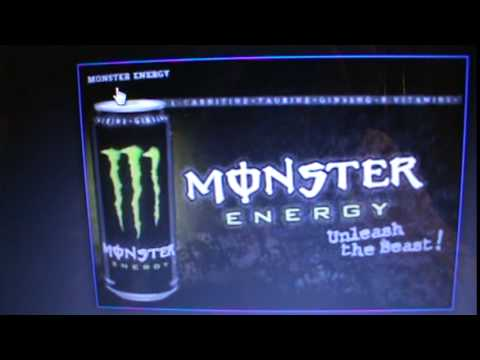 Breaking the Monster drink riddle 666 Mark of the Beast