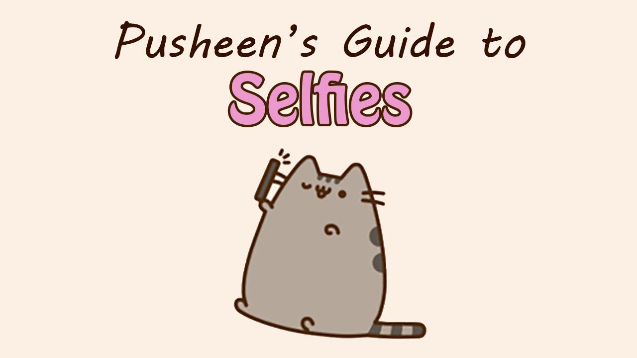 Kawaii Fall Wallpaper Pusheen S Guide To Selfies Youtube