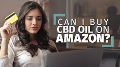 Can I Buy CBD Oil On Amazon?