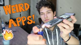 One of Gabe Helmy's most viewed videos: WEIRDEST APPS OF ALL TIME! #4