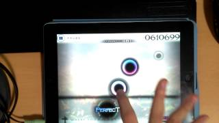 [Cytus] Curtain Fall / Where you are not HD One Hand(片手) Million Master TP99.95