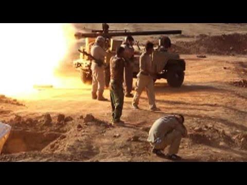 Iraqi forces, Kurdish fighters break months-long jihadist siege
