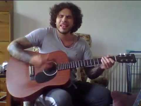 Zac Brown Band All Alright acoustic cover by Jason Barker