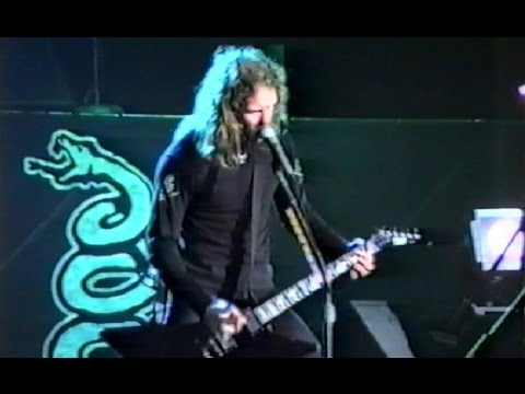 Metallica - Perth, Australia [1993.04.08] Full Concert ...