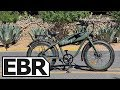 MOD BIKES Easy Review - $3.3k Fat Cruiser Ebike with Sidecar Option