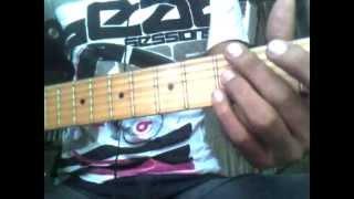 acordes 9 novena en guitarra electrica c9 d9 e9 f9 g9 a9 b9 chords 9 on guitar