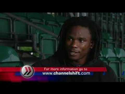 2008 NFL Draft Chris Johnson Interview Video