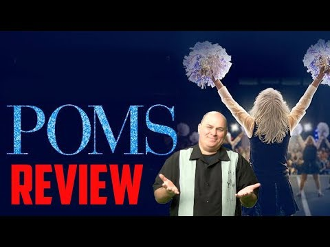 Poms - Movie Review