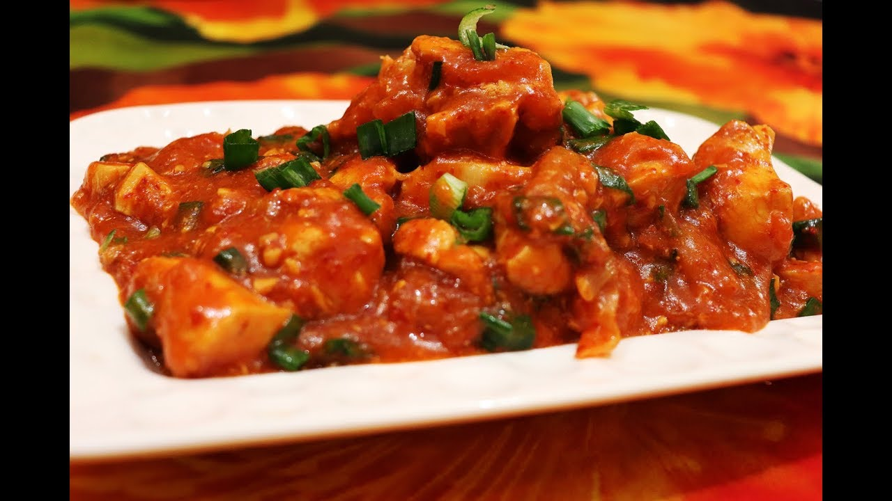 Garlic chicken recipe video restaurant style hot spicy indo garlic chicken recipe video restaurant style hot spicy indo chinese garlic chicken forumfinder Images