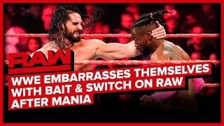 WWE Raw April, 8 2019 Full Show Review & Results: RAW AFTER WRESTLEMANIA 35 WAS COMPLETE GARBAGE