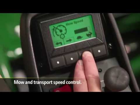 The John Deere TechControl Display vs. the Toro™ InfoCenter