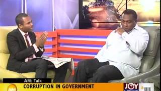 Corruption in Government - AM Talk (29-10-14)