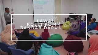 Lawatan Dari Kolej Komuniti Bandar Darul Aman