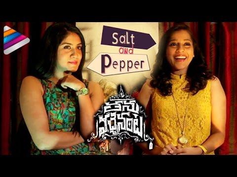 Rashmi Gautam Personal Life Secrets Revealed | Dhanya Balakrishna | Salt and Pepper Interview