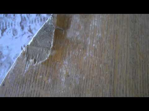 Table Veneer Repair -