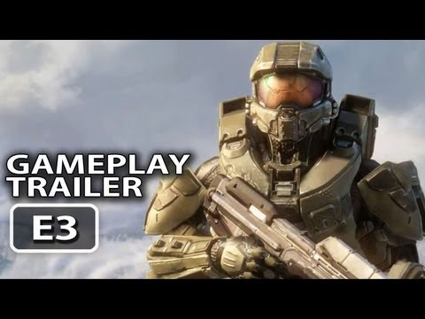 Halo 4 Gameplay Trailer (E3 2012)