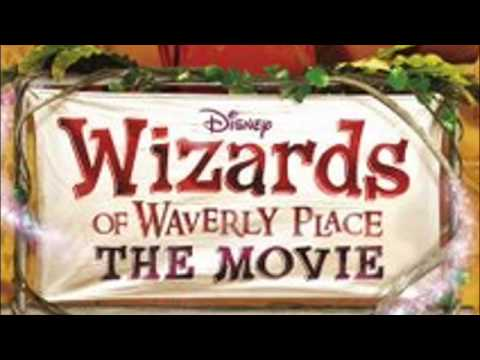 Wizards of Waverly Place: The Movie   Film Poster & Logo  HD