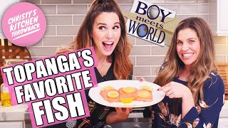 Topanga Makes Her Favorite Fish with Kim Possible! YouTube Videos