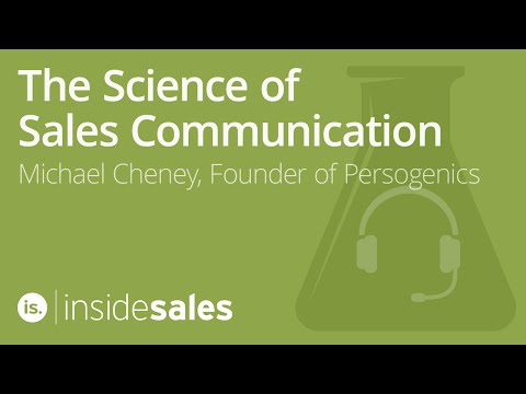 The Science of Sales Communication