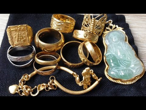 GOLD 8 mt Deep!! 3 golds in a SPECTACULAR DAY! Golden Dives - metal detecting