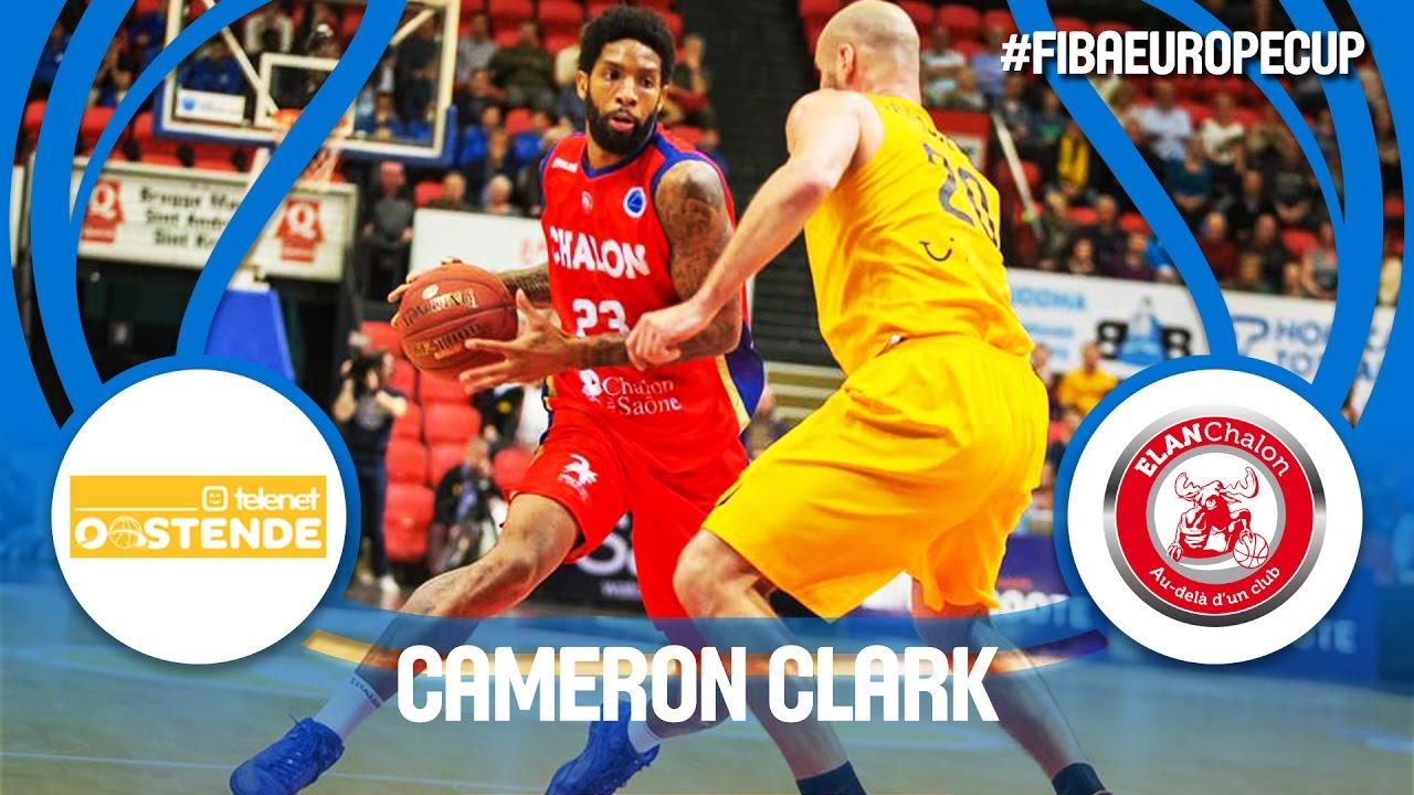 Cameron Clark dazzles in amazing Semi-Finals apperance