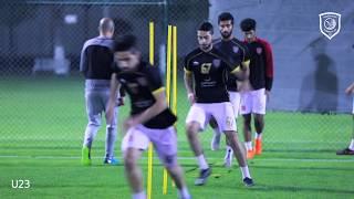 استعدادات الدحيل تحت 23 سنة تتواصل لانطلاق القسم الثاني من دوري قطر غاز