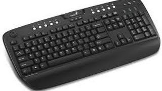 видео Как почистить клавиатуру: стационарную, ноутбука