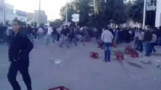 TUNISIE 10 01 2011 Aujourd