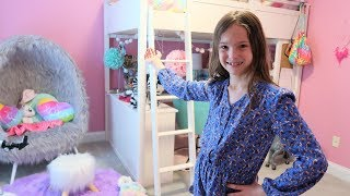 Addy's Bedroom Tour!