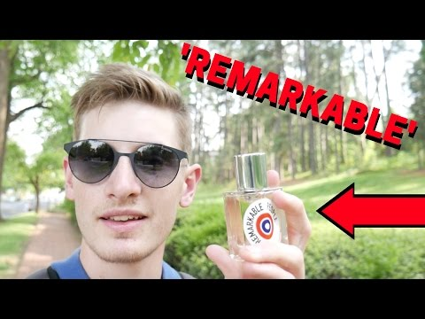 """Remarkable People"" Fragrance Review (pssst... It's a Hidden Gem!) 