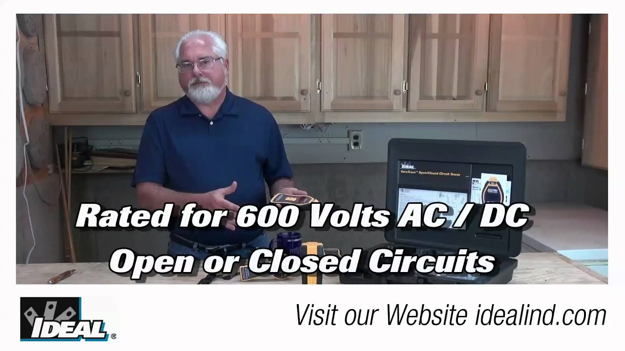 Suretrace Circuit Tracer 61 959 Youtube 42v Short Open Finder And Locate Circuits