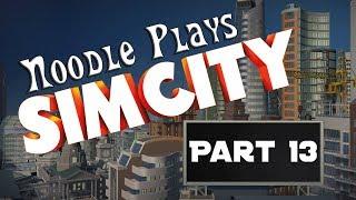 Noodle Plays - SimCity 013 - Oil Plus Trees = CASINOS!!!